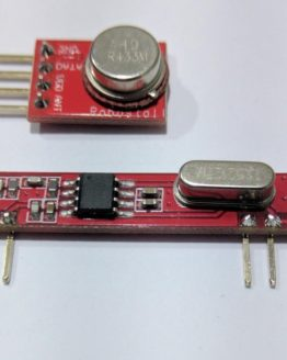 434 mhz wireless rf module